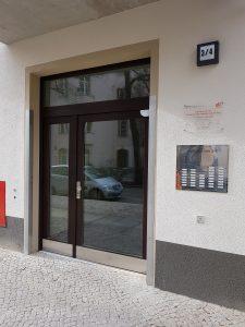 Arbeitsstelle Berlin